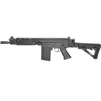 "FAL SA58 OSW PARA folding stock rifle 7.62 x 51 mm 11"" barrel semi auto"