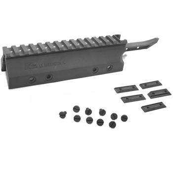 Stripper clip SA58 extreme duty scope mount with 5 plates & 10 screws