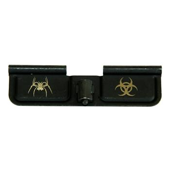 Spikes Tactical Ejection Port Door - Spider & Bio Hazard