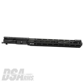 "DSA AR15 6.5 Grendel 12.5"" Barrel With 15"" M-LOK Handguard Complete Barreled Upper Receiver"