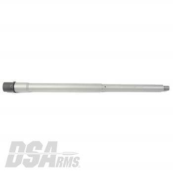 "DSA AR15 16"" 5.56 Stainless Steel 1:7 Twist Stripped Mid-Length Barrel"