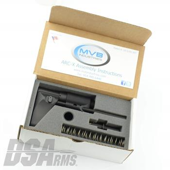 Mvb Pdw Multi Position Arc X Stock For Ar 15 H1 Buffer Ds Arms