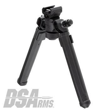 Magpul Industries Bipod - Picatinny Mounting - Black