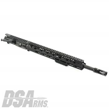 "DSA AR15 16"" Chrome Lined Barrel w/ BCM 13"" MCMR M-LOK Handguard Upper Receiver Assembly"