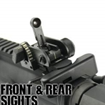 Front and Rear Sights