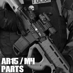 Firearms, Firearms Parts & Accessories Manufacturer  Import