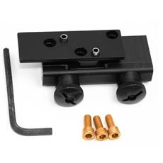 Reflex adapter for flattop receiver, dual knobs, MAP price shown