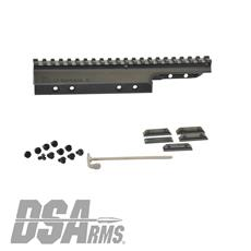 DSA FAL SA58 Extreme Duty Scope Mount - Standard Length PARA Model - Includes Hardware