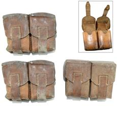 Original Issue SKS Ammo Pouch - Condition & Style Varies - QTY. 3  Pack