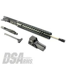 "DSA AR15 16"" S.S. Mid-Length Complete Upper Receiver Group w/ EOTech Model 512"
