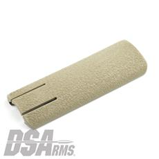 "TangoDown SCAR Panel Rail Cover - 4.125"" - FDE"