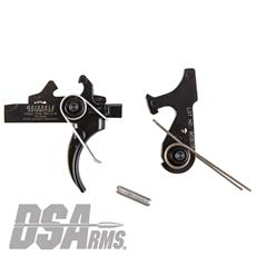 Geissele Automatics AR15 SSP - Single Stage Precision Trigger - Curved Bow