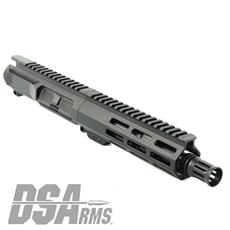 "DSA ZM4 AR15 Slim Series PDW 300 BLK Upper Receiver Assembly - 7.5"" Barrel"