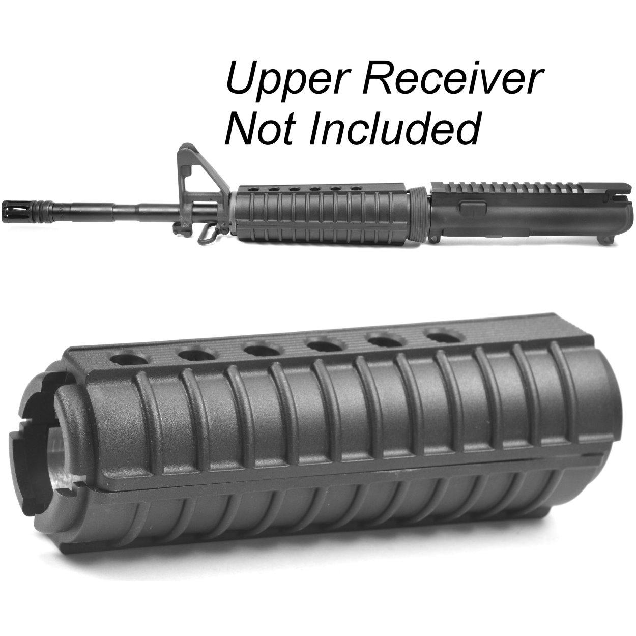 DSA AR15 C A R  Handguard Set - Tapered With Heat Shields DSA AR15 C A R   Handguard Set - Tapered With Heat Shields