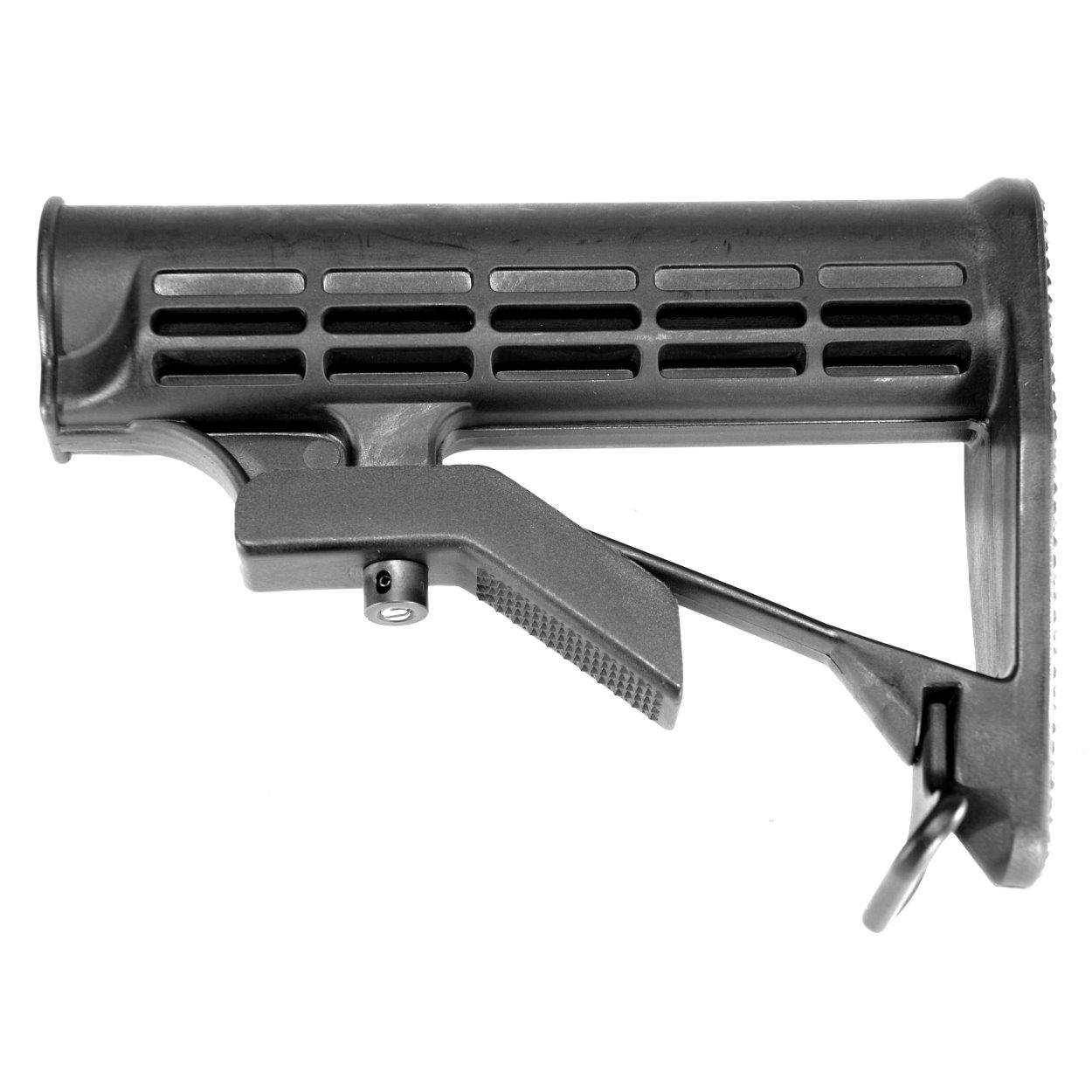 Ds Arms Dsa Ar15 Lightweight Enhanced Stock Ti Stock Metal