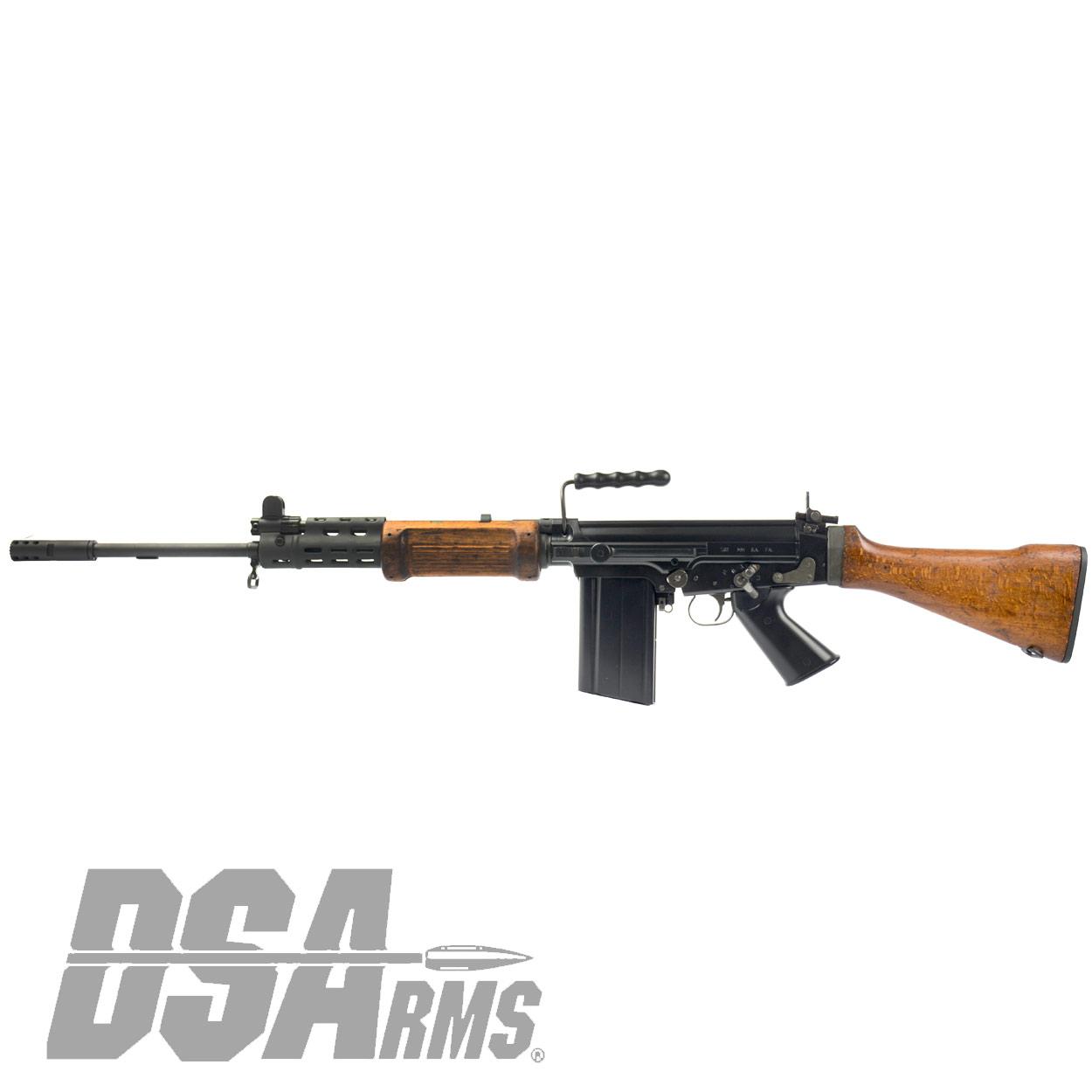 NO NEW ORDERS - DSA SA58 FAL 21