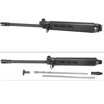 "DSA FAL SA58 21"" Medium Contour Complete Rifle Front End Assembly - Handguards & Gas System Included"