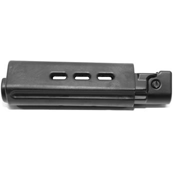 DSA FAL SA58 Short Length Handguards - Belgian Style - Includes Screw & Washer - Black