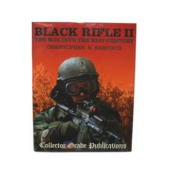 Book Black Rifle II - The M16 Into The 21st Century - 408