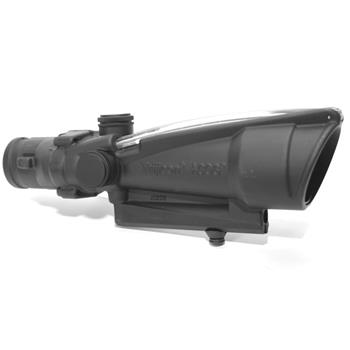 ACOG 3.5x35 for M16/AR15, calibrated for .308 dual illumination, red donut, BAC