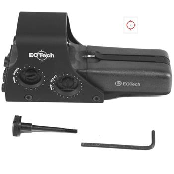 EOTech Model 512 Holographic Sight - Non Night Vision - AA Battery