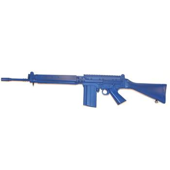 FAL SA58 blue gun firearm simulator