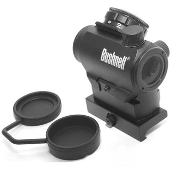 Bushnell TRS-25 AR Tactical Red Dot - Hi-Rise Mount Included
