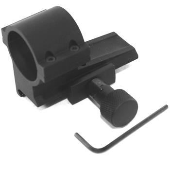 Aimpoint rail grabber quick release mount, for picatinny or weaver
