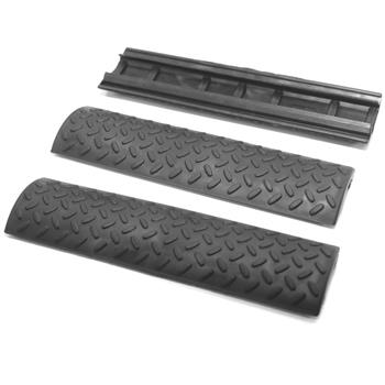 ERGO Diamond Plate Picatinny Rail Cover - 3 pack