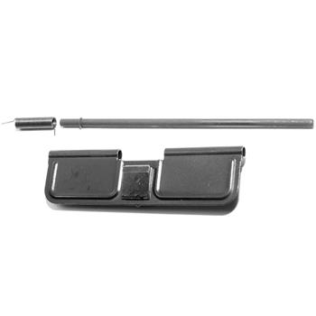 DSA AR15 Ejection Port Cover kit. Includes: port door, pin, spring and clip