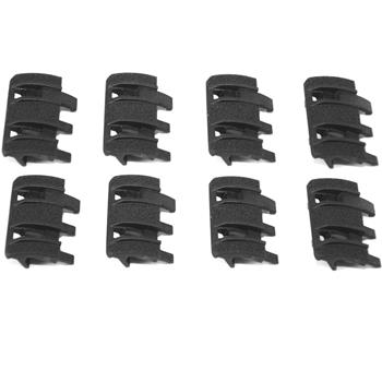 Magpul XTM Rail Panel Kit - Picatinny Rail - Black