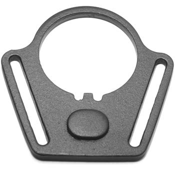 GRSC Ambidextrous Receiver End Plate - Designed For Web Sling