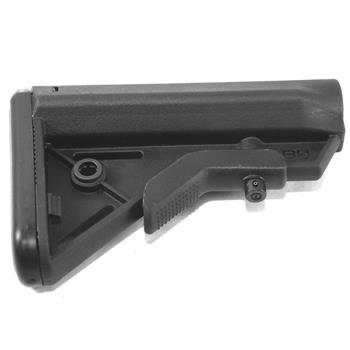 B5 Systems AR15 Mil-Spec BRAVO Stock - Black