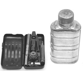 RPD Original Surplus Tool Kit & Oiler Bottle