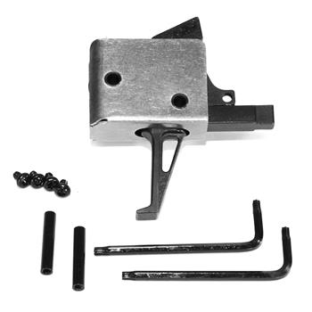 CMC Triggers AR15 3.5 Pound Drop In Trigger Assembly - Flat Face Trigger