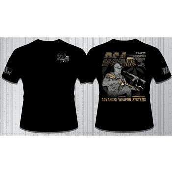 DS Arms WarZ  ZM4 Rifle T Shirt - Large
