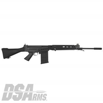 "DSA SA58 21"" Traditional Profile Barrel, Fixed Stock Classic Edition Rifle"