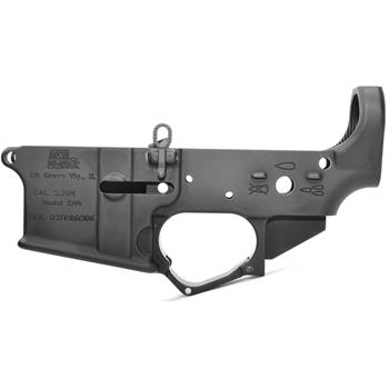DSA AR15 ZM4 Upgraded Lower Receiver - WarZ Trigger Guard & Bolt Catch Installed