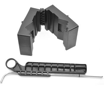 Wheeler Engineering Delta Series AR-15 Upper Receiver Vise Block Clamp