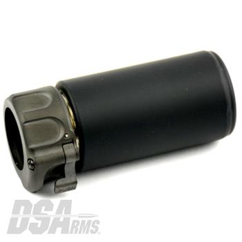 Surefire Warden Blast Diffuser - For Surefire Muzzle Devices - Black