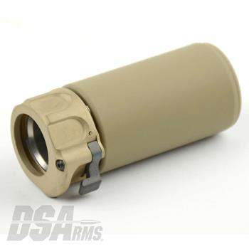 Surefire Warden Blast Diffuser - For Surefire Muzzle Devices - FDE