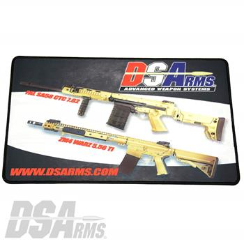DS Arms Padded Gunsmithing-Counter Mat