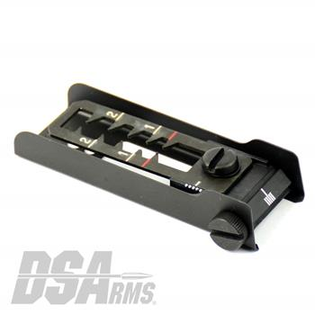 M203 40mm Front Leaf Sight Assembly - No Mounting Screws