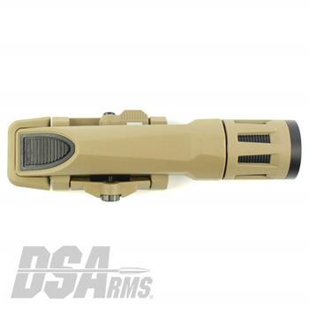 INFORCE WMLX Rail Mounted Weapon Light - 800 Lumens - FDE