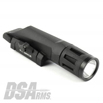 INFORCE WMLX Rail Mounted Weapon Light - 800 Lumens - Black