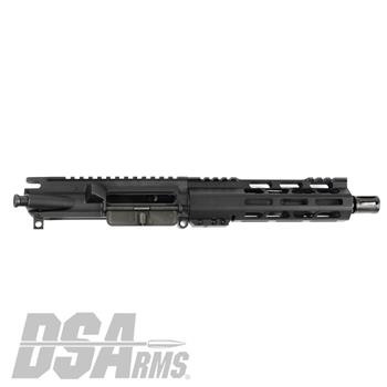"DSA AR15 7.5"" 5.56 1:7 Twist Barreled Upper Receiver - 7"" M-LOK Handguard"