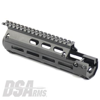 DSA FAL SA58 Metric Short Length Gas System M-LOK Interface Handguard