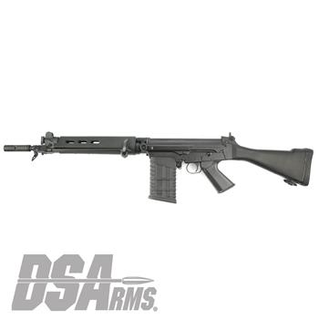 "DSA SA58 16"" Traditional Profile Barrel, Fixed Stock Classic Edition Carbine Rifle"