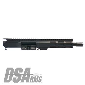 "DSA ZM4 AR15 PDW 300 BLK Upper Receiver Assembly - 7.5"" Barrel"