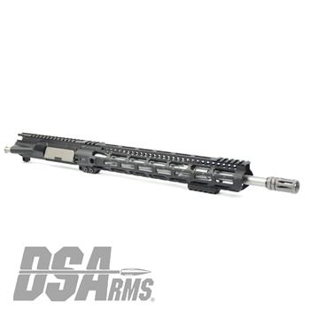 "DS Arms WarZ Series 16"" AR15 5.56x45mm Ti - V2 Upper Receiver Assembly"